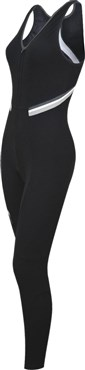Funkier Thermesse S-981W-C12 Womens Winter Double Strap Bib Tights AW17