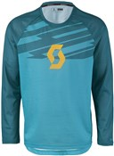 Product image for Scott Trail DH Long Sleeve Cycling Shirt / Jersey