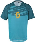 Product image for Scott Trail DH Short Sleeve Cycling Shirt / Jersey