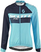Product image for Scott RC AS Long Sleeve Womens Cycling Shirt / Jersey