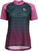 Product image for Scott Trail 10 Short Sleeve Womens Cycling Shirt / Jersey