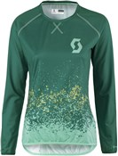 Product image for Scott Trail 20 Long Sleeve Womens Cycling Shirt / Jersey