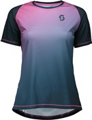 Product image for Scott Trail 40 Short Sleeve Womens Cycling Shirt / Jersey