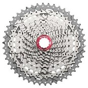 Product image for SunRace MX3 10 Speed Shimano/SRAM - Fluid Drive+ Cogs, Alloy Spacers & Lockring Cassette