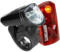 Kryptonite Alley F-135 Avenue R-14 1 LED USB Light Set