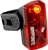 Kryptonite Avenue 14 1 LED USB Rear Light