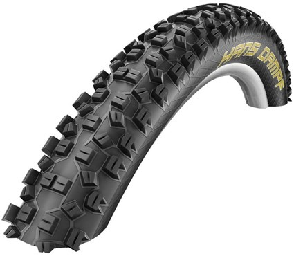 "Schwalbe Hans Dampf SnakeSkin Tubeless Easy PaceStar Evo Folding 26"" Off Road MTB Tyre"