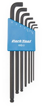 Park Tool Stubby Hex Wrench Set