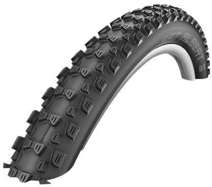 "Schwalbe Fat Albert Rear SnakeSkin Tubeless Easy PaceStar Evo Folding 24"" Off Road MTB Tyre"