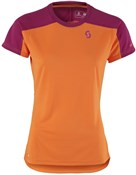 Product image for Scott Trail MTN Polar 20 Short Sleeve Womens Cycling Shirt / Jersey