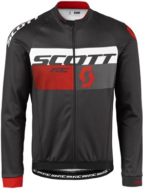 scott cycling clothing size guide