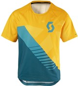 Scott Trail 50 Short Sleeve Junior Cycling Shirt / Jersey