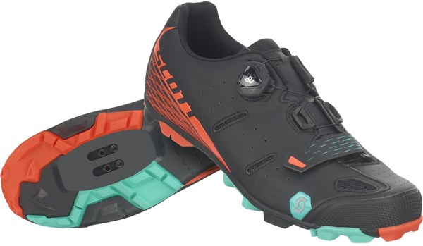 Scott Mountain Bike Shoe Sizing