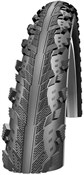 Product image for Schwalbe Hurricane Raceguard Dual Compound Performance Wired 700c Hybrid Tyre