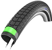 "Schwalbe Big Ben Plus Greenguard E-50 Endurance Performance Wired 20"" Folding Tyre"