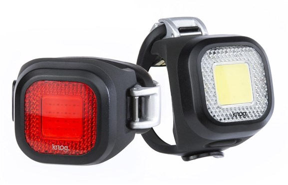 Knog Blinder Mini Chippy Twinpack Lightset