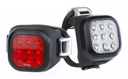 Product image for Knog Blinder Mini Niner Twinpack Light Set