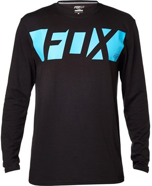 Fox Clothing Cease Tech Long Sleeve Tee AW16
