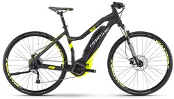 Haibike sDuro Cross 4.0 Womens  2017 - Electric Bike