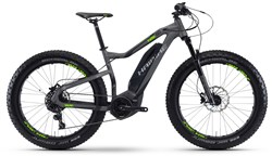 "Haibike sDuro FatSix 6.0 26""  2017 - Electric Mountain Bike"