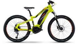 Haibike sDuro HardFour 4.0 24w  2017 - Electric Bike