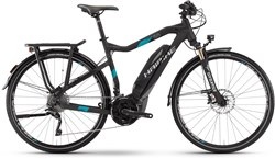 Haibike SDURO Trekking 5.0 2017 - Electric Hybrid Bike