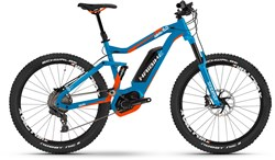 Haibike xDuro AllMtn 6.0 27.5+  2017 - Electric Mountain Bike