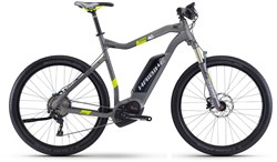 "Haibike xDuro Cross 4.0 27.5""  2017 - Electric Bike"