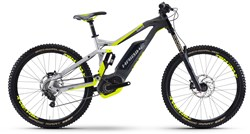 "Haibike xDuro DownHill 8.0 27.5""  2017 - Electric Bike"