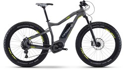 "Haibike xDuro FatSix 6.0 26""  2017 - Electric Bike"