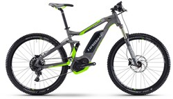 "Haibike xDuro Full Seven 5.0 27.5""  2017 - Electric Bike"