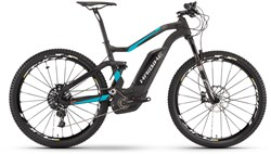 "Haibike xDuro Full Seven Carbon 8.0 27.5""  2017 - Electric Mountain Bike"