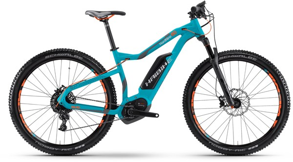 Haibike xDuro HardNine 6.0 29er  2017 - Electric Mountain Bike