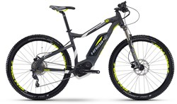 "Haibike XDURO HardSeven 4.0 27.5"" 2017 - Electric Bike"