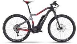 "Haibike xDuro HardSeven Carbon 10.0 27.5""  2017 - Electric Bike"