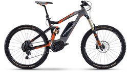 "Haibike xDuro NDURO 8.0 27.5""  2017 - Electric Mountain Bike"