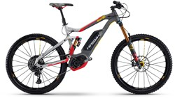 "Haibike xDuro NDURO 9.0 27.5""  2017 - Electric Bike"