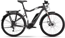 Haibike xDuro Trekking 3.0  2017 - Electric Hybrid Bike