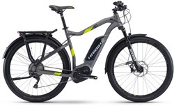 "Haibike xDuro Trekking 4.0 27.5""  2017 - Electric Hybrid Bike"