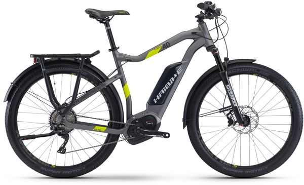 "Image of Haibike XDURO Trekking 4.0 27.5"" 2017 - Electric Bike"
