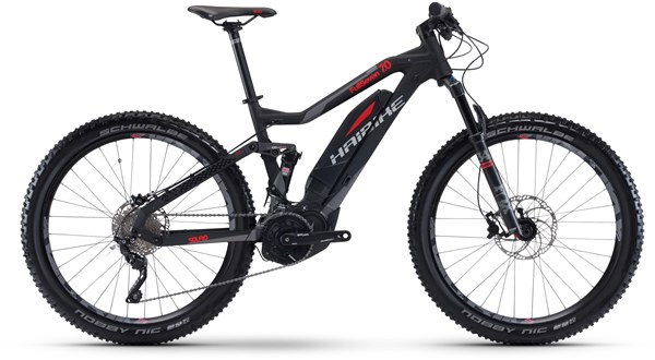 Haibike sDuro FullSeven 7.0  2017 - Electric Mountain Bike