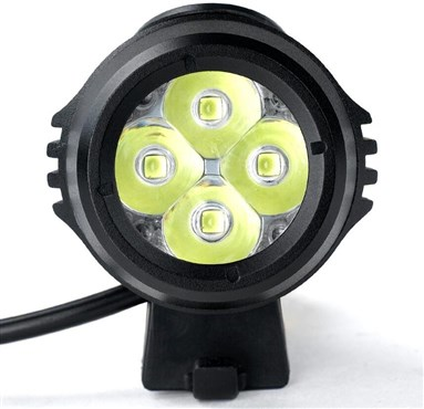 Xeccon Zeta 3200 Rechargeable Front LED Light