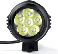 Xeccon Zeta 5000 Rechargeable Front LED Light