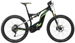 "Cannondale Moterra 1 27.5"" 2017 - Electric Mountain Bike"
