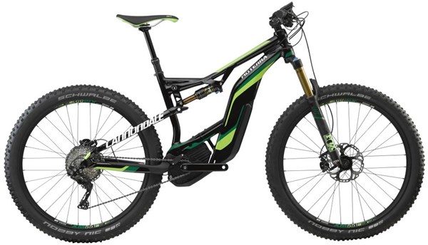 "Cannondale Moterra 1 27.5"" 2018 - Electric Mountain Bike"