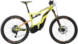 "Cannondale Moterra LT 1 27.5"" 2017 - Electric Mountain Bike"