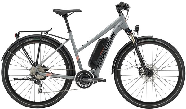 Cannondale Quick Neo Tourer Womens 2018 - Electric Hybrid Bike