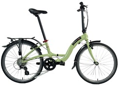 Dahon Briza D8 24w 2017 - Folding Bike