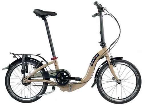 Dahon Ciao D7 20w 2017 - Folding Bike