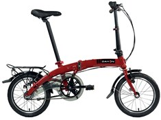 Dahon Curve I3 16w 2017 - Folding Bike